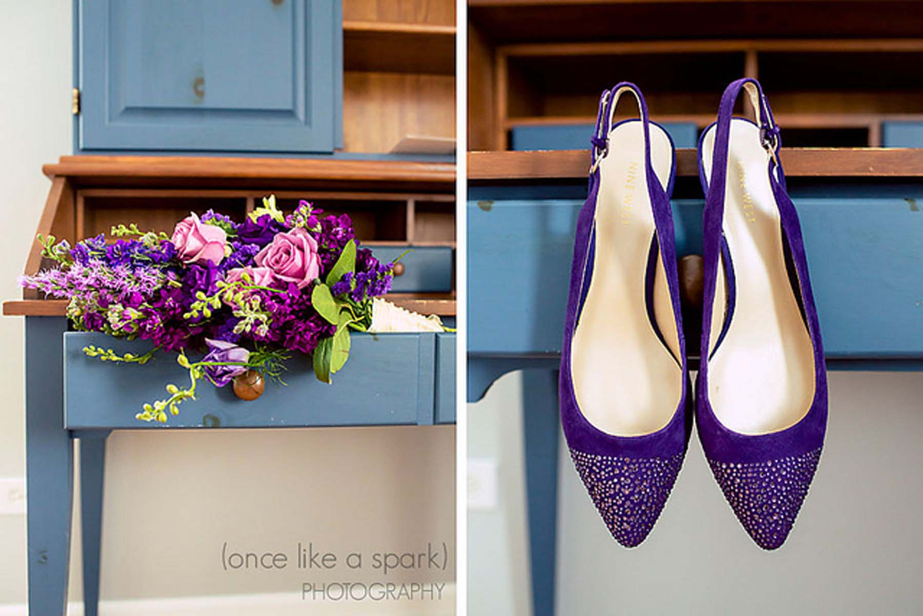 Zapatos de primavera para novias