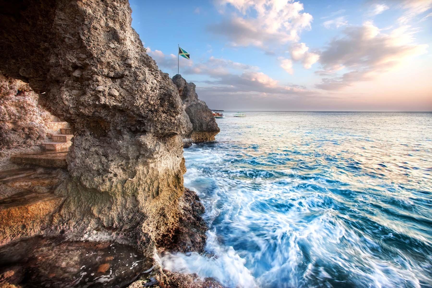 Acantilados-Negril-Jamaica