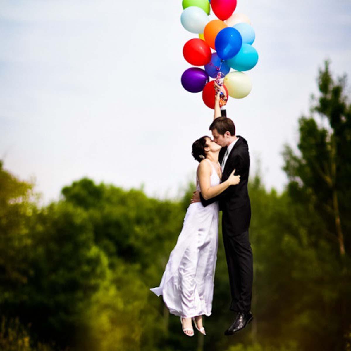 Decora tu boda con globos en el cigarral del ngel - Decora con globos ...