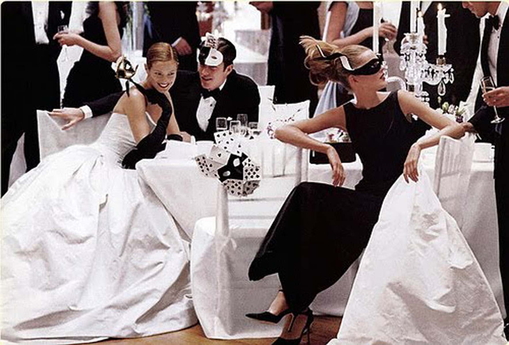boda-blanco-negro-antifaces