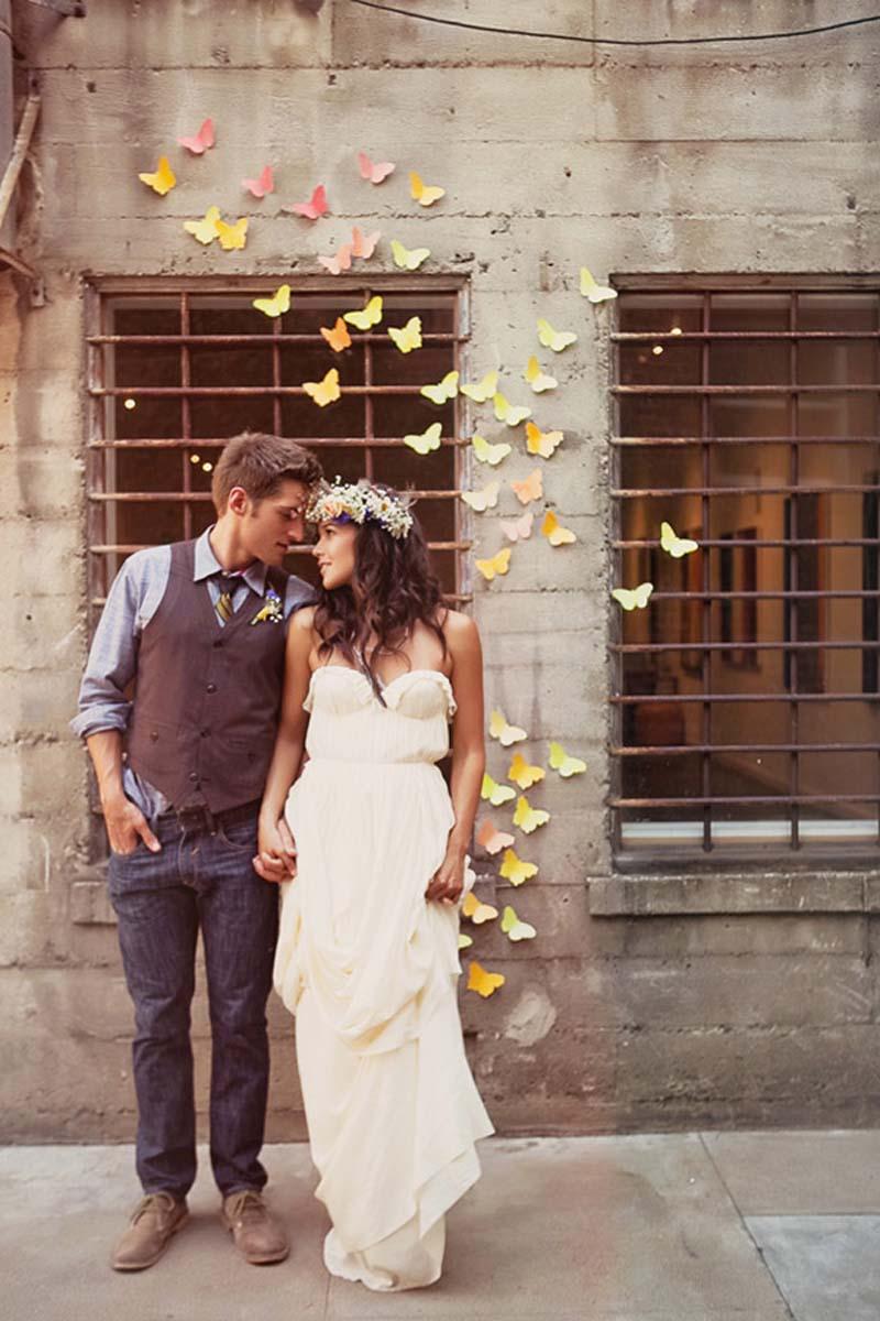 decoracion-boda-mariposas-papel