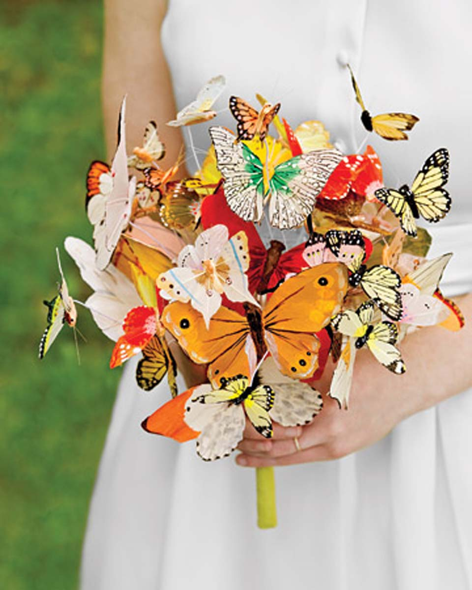decora tu boda con mariposas