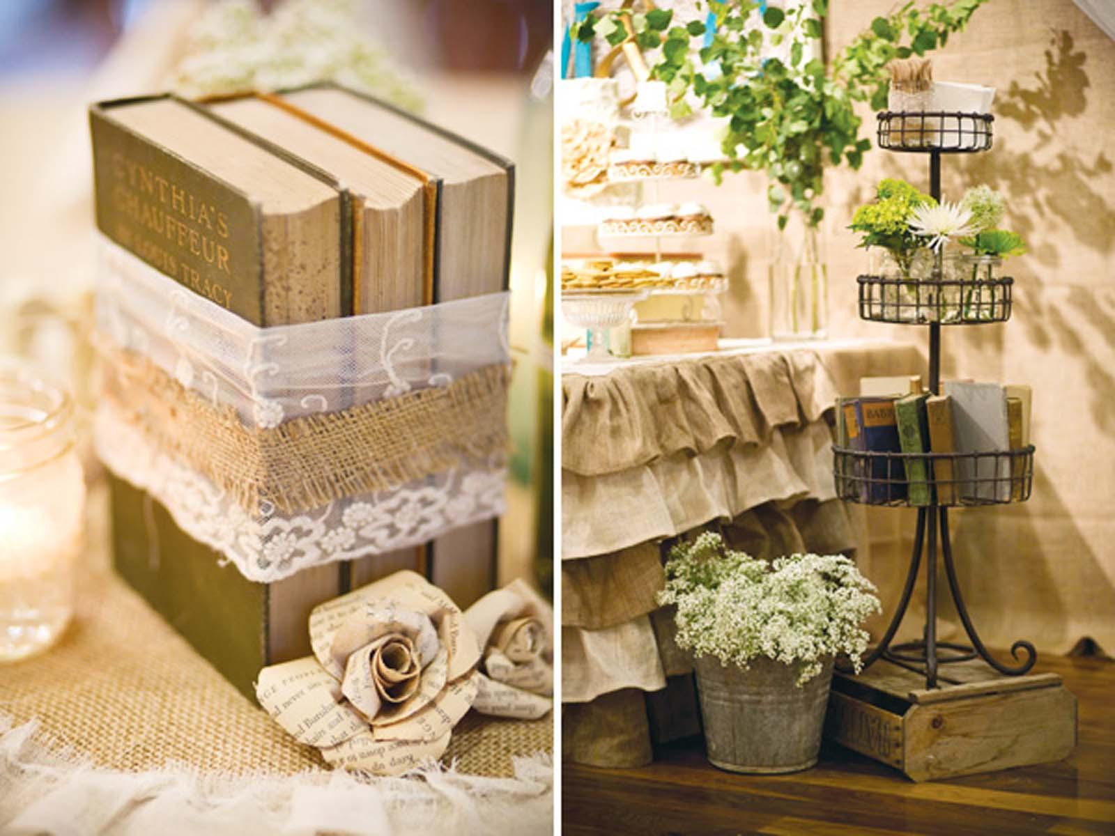 decoracion-boda-libros