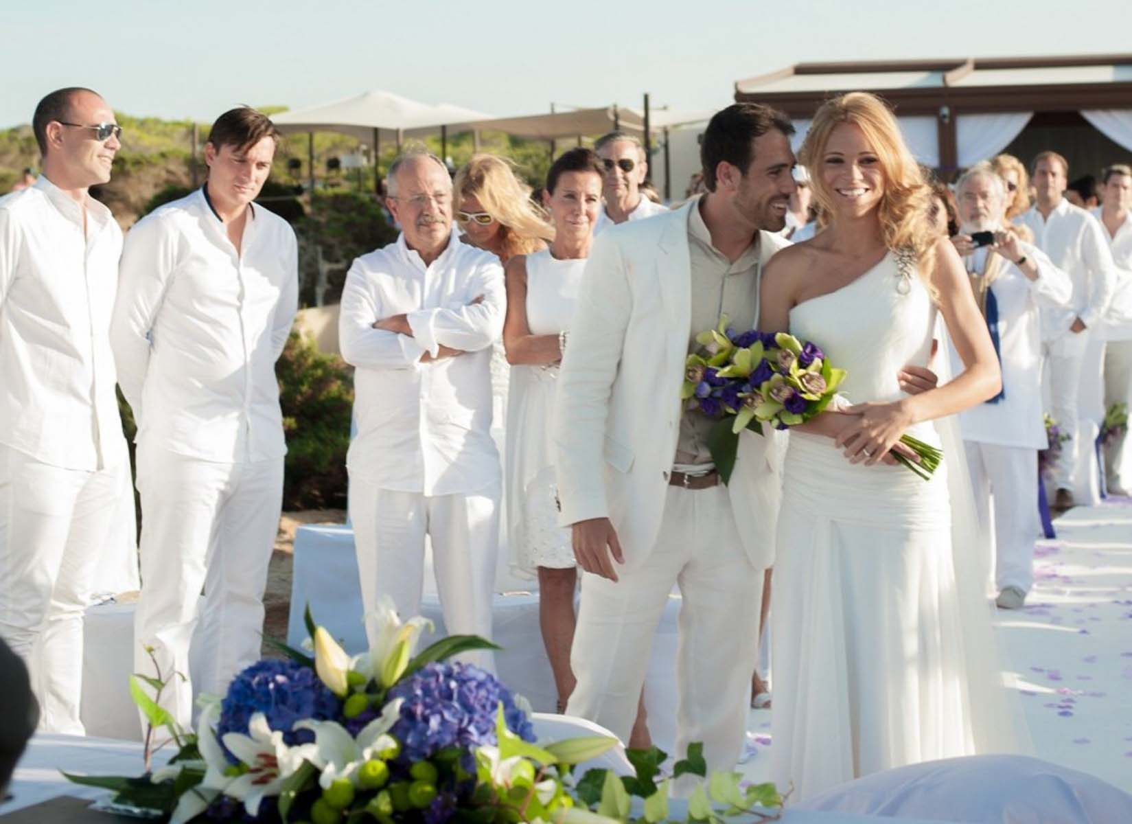 Total White, celebra tu boda en blanco.