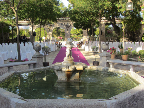 boda civil en Toledo