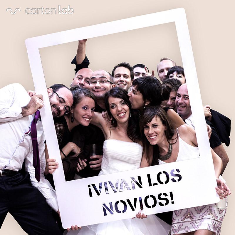 Photocall para bodas bodas en toledo y organizaci n de for Que poner en los banos de una boda