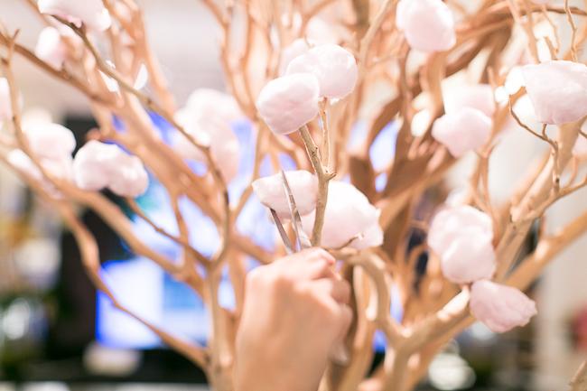 algodón de azucar bodas
