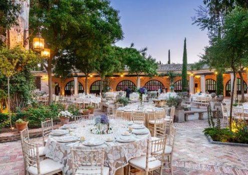 Celebra tu boda en Toledo - Cigarral del Ángel