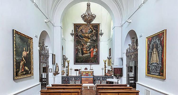 Ermita del Cigarral del Ángel