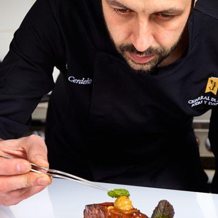 La Gastronomía del Cigarral del Ángel, Toledo
