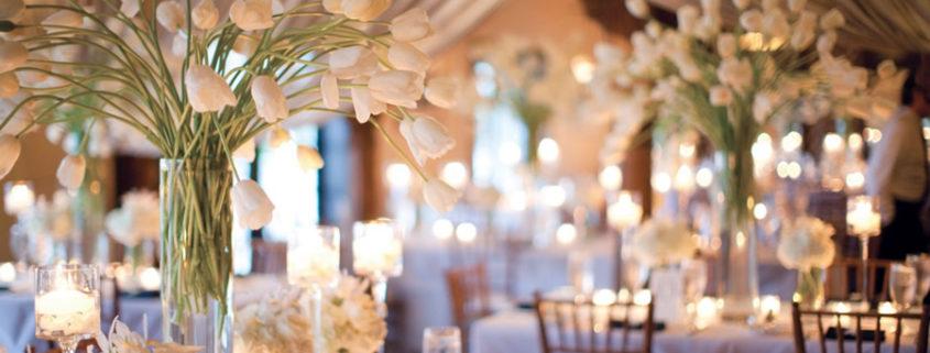 Decoración natural en tu boda