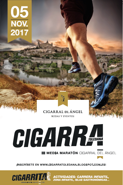 Cartel Oficial CigarraToledana 2017