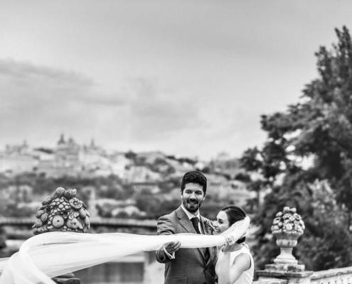 Tu boda en el Cigarral del Ángel