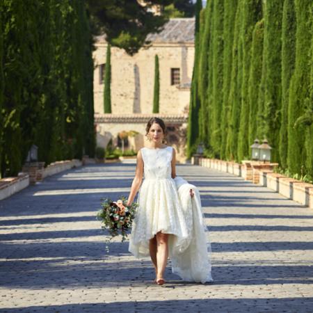 Idea vestido de novia