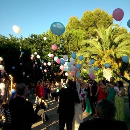 globos festivos